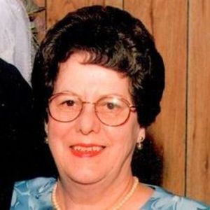 Betty Jo Johnson Merwin