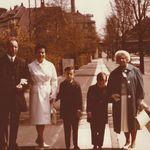 the family in Copenhagen