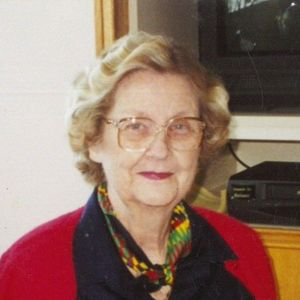 Mrs. Josephine Carmichael Mayo