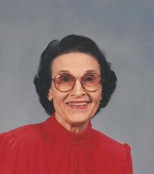 Genevieve  Jennie VanGossen