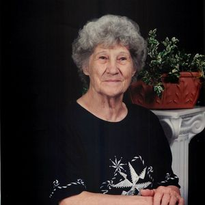 Mrs. Ambyr Beryl Alldredge Obituary Photo