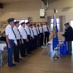 2012 Annual Officer Induction (American Legion)
