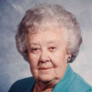 Doris May (Walter) Allen