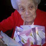 Celebrating her 99th birthday