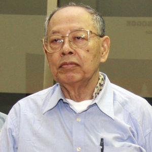 Ieng Sary Obituary Photo
