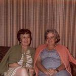 Doris with Lillian Bartee