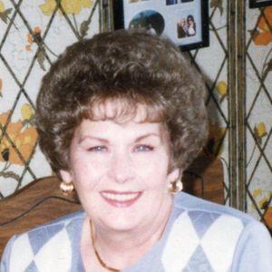 Patricia Wayburn Darty Hord