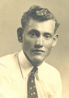 """Mr.  August  Joseph """"Davis"""" Bruyninckx"""