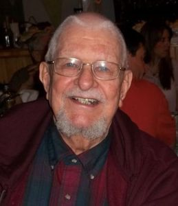 Reverend Paul  Donald Lohnes, Pastor Emeritus