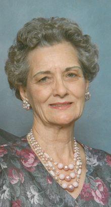 "Mrs.  Mirom  ""Elouise""  Gaddis"
