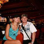 Jason and robin Las Vegas.