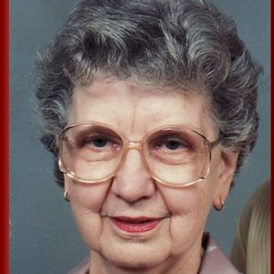 Mrs. Dilys M. Moss Obituary Photo