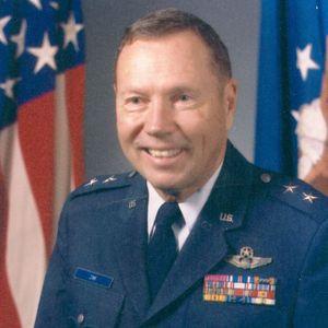 Major General Joseph D. Zink