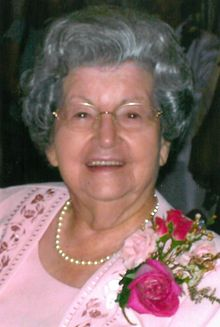 Mrs. Ann Marie Bringol  Saucier