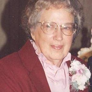 Mrs. Wanda Lea Reed