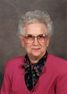 Mrs  Dorothy  McDonald  Odom