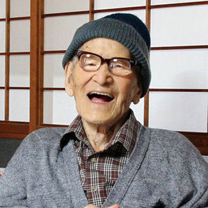 Jiroemon  Kimura Obituary Photo