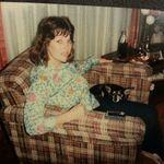 Mom with dog Twiggy