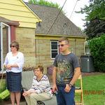 Peggy Allman, Faith MacFarland and Kevin Donald MacFarland, Jr