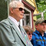 Roy MacFarland, Karen MacFarland and Marshall Geer