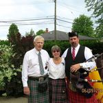 Roy, Karen and the Piper, Donald