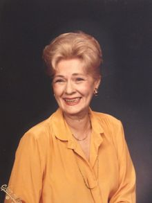 Mrs. Oyde Ursula St. John Rostermundt