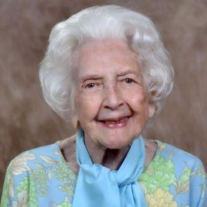 """Elizabeth   """"Betty"""" McMahan  Page"""