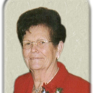 "Elizabeth ""Betty"" Ann Overman"