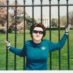 Katie at the White House