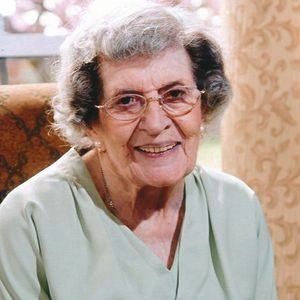 Mrs. Angela Theresa (nee Bier) Mulranen Obituary Photo