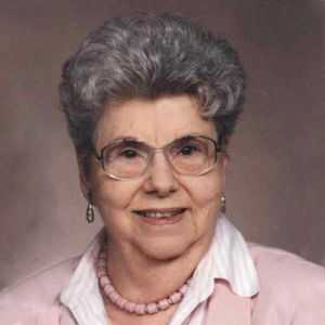 Marjorie McCarrell Obituary Photo