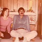 Carol & John on New Year's Eve 1979
