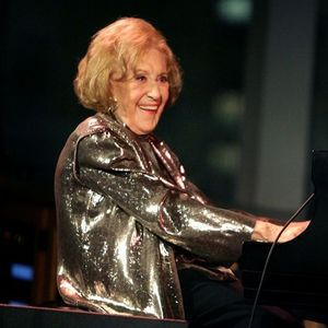 Marian McPartland Obituary Photo