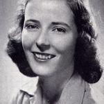 Margaret M. Schaninger's college picture