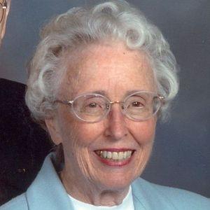 Mrs. Elaine Joy Cowles Dean