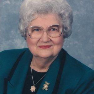 Dorothy Bennett Hutto