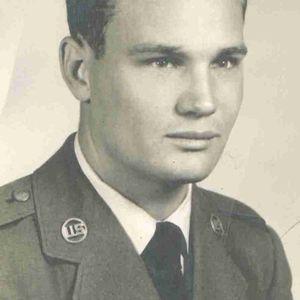 Msgt Bobby Wayne Hogan USAF Ret.