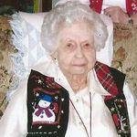 Clara Blasdell Hollis