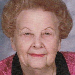 Mary Bland Hoffler Lanier Obituary Photo