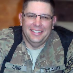 "SSG Randall R. ""Randy"" Lane"