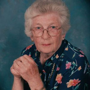 Sarah Katherine Sanderson Obituary Photo