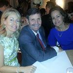 Anne Dallas (sister-in-law), Robert, & Beth.