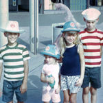 Fun family vacation in Montreal Expo 1967.