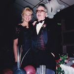John and his daughter, Mandy
