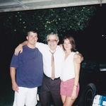 John, his son Mark and daughter in law Rewa