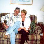 Bill and Clare