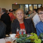 John, Gail, and grandson Cameron