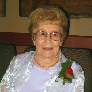Gertrude Irene Schafer
