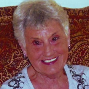 Kay Strickland Obituary Photo