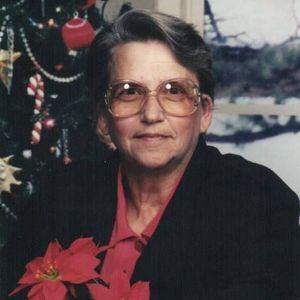 Mrs. Shirley Anne McCain